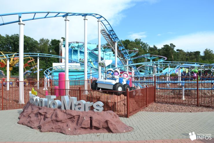 Foto: Freizeitparkinfos.de, Movie Park Germany