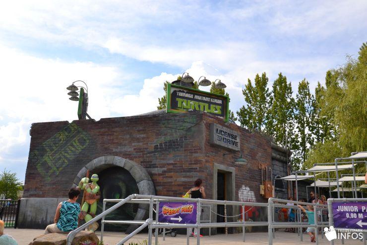 Foto: Freizeitparkinfos.de, Movie Park Germany