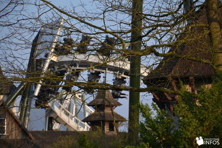 Foto: Freizeitparkinfos.de, Heide Park Saisonstart 2014