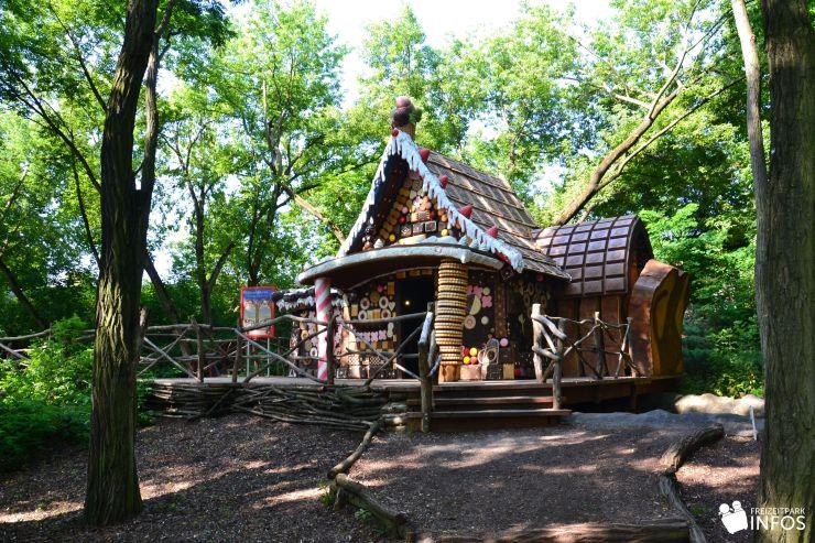 Foto: Freizeitparkinfos.de, Filmpark Babelsberg, Hexenhaus
