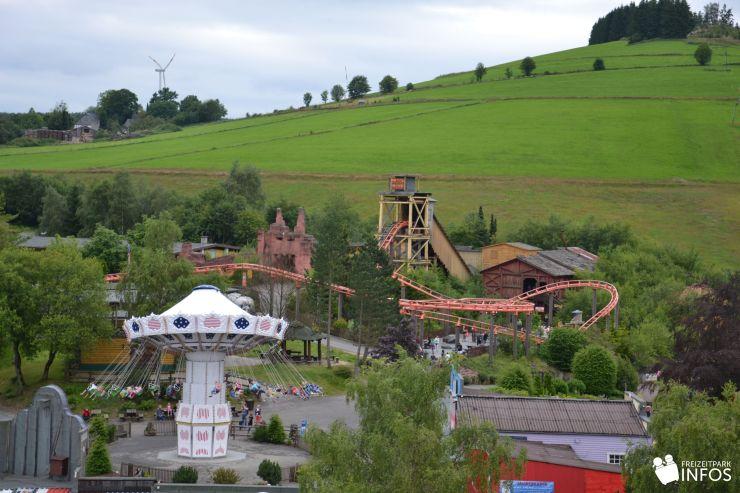 Foto: Freizeitparkinfos.de, FORT FUN Abenteuerland