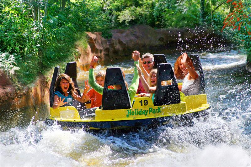 Foto: Holiday Park, Donnerfluss