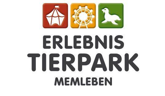 Logo Erlebnistierpark Memleben