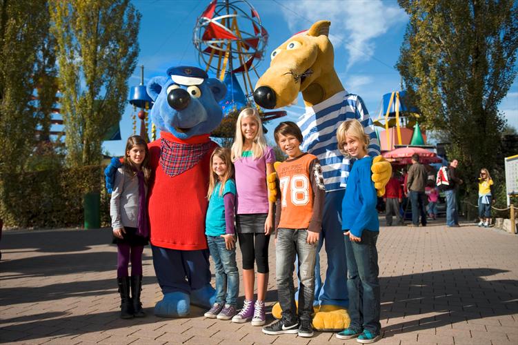 Foto: Ravensburger Spieleland AG, Kaept'n Blaubär