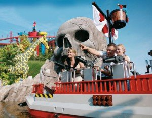 Foto: LEGOLAND Deutschland Resort, Land der Piraten
