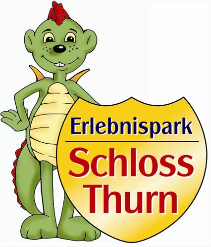 Logo Erlebnispark Schloss Thurn