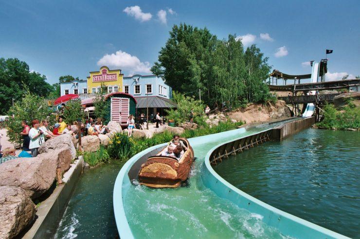Foto: Sinnario GmbH, Wildwasserbahn