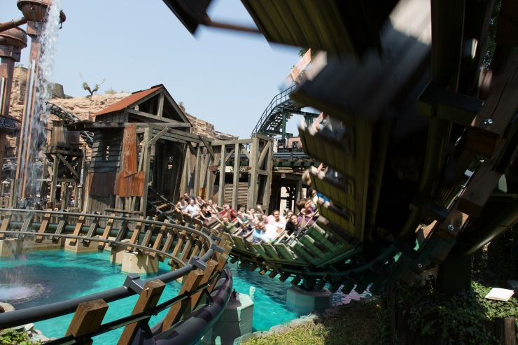 Foto: Phantasialand, Colorado Adventure
