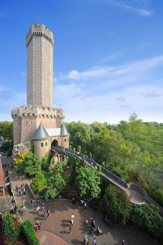 Foto: Phantasialand, Mystery Castle