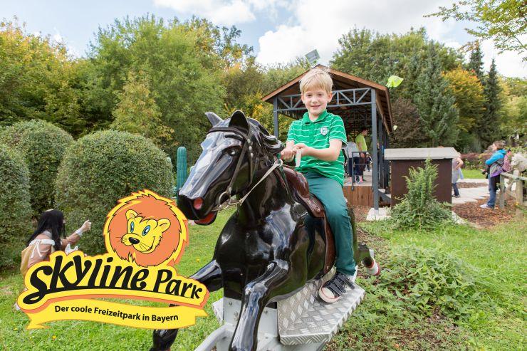Foto: Skyline Park, Pony Trip