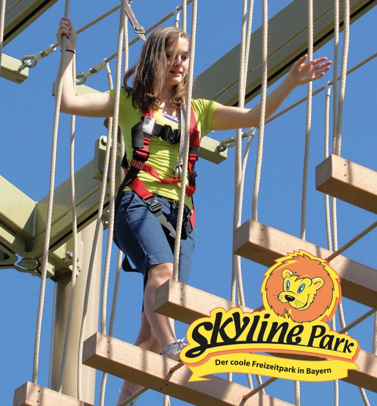Foto: Skyline Park, Sky Walk