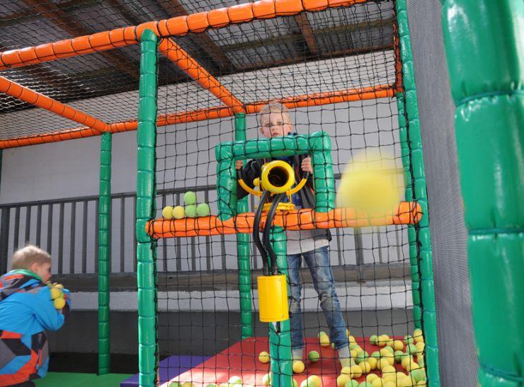 Foto: Familien-Freizeitpark Tolk-Schau, Ball-Arena