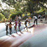Foto tolk schau familien freizeitpark gmbh co kg hüpfhügel