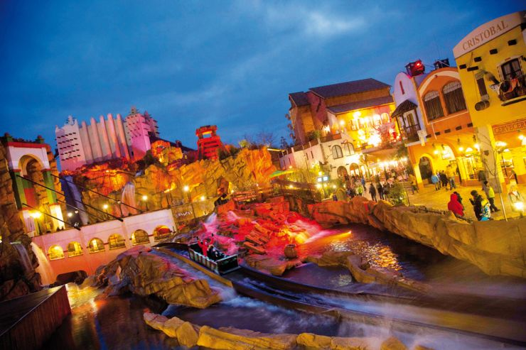 Foto: Phantasialand, Wintertraum