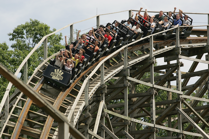 Foto: Movie Park Germany, Bandit
