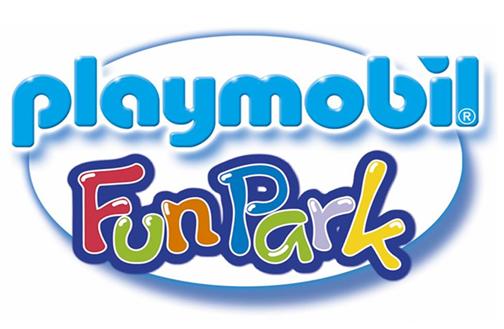 Logo Playmobil Funpark