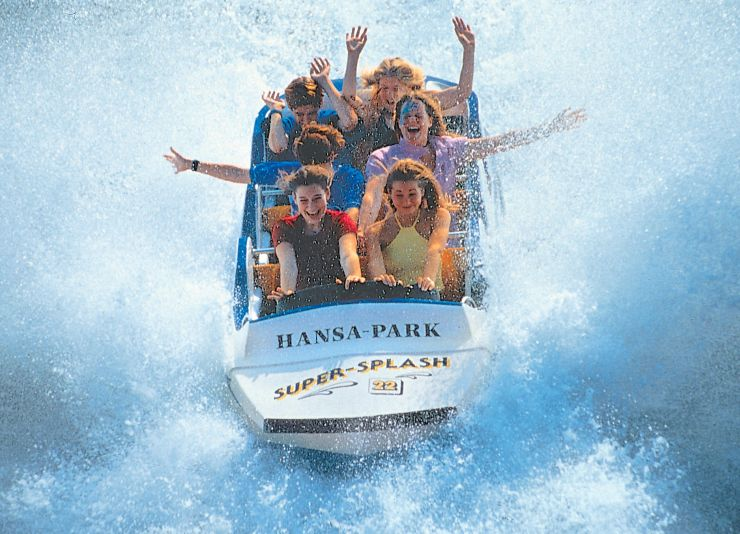 Foto: HANSA-PARK, Super-Splash
