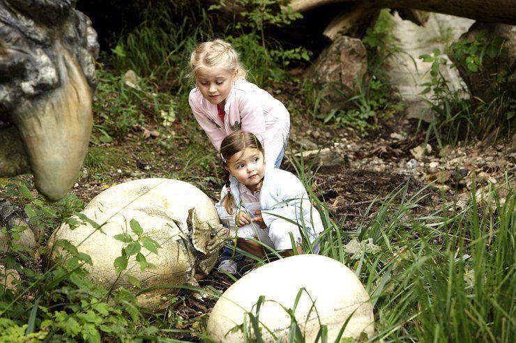 Foto: Freizeitpark Ruhpolding GmbH & Co KG, Berg der Dinosaurier