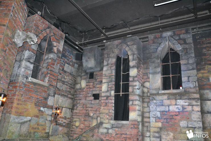 Foto: Freizeitparkinfos.de, Hamburg Dungeon, Die Inquisition
