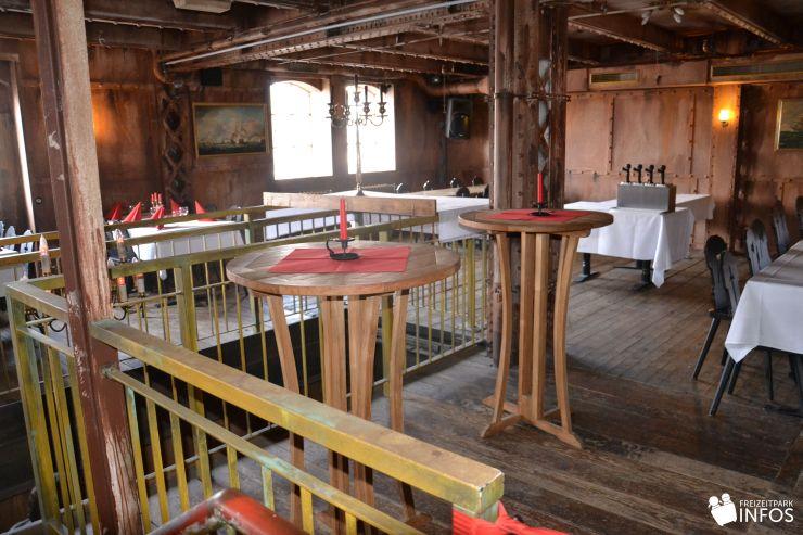 Foto: Freizeitparkinfos.de, Hamburg Dungeon, Event Location