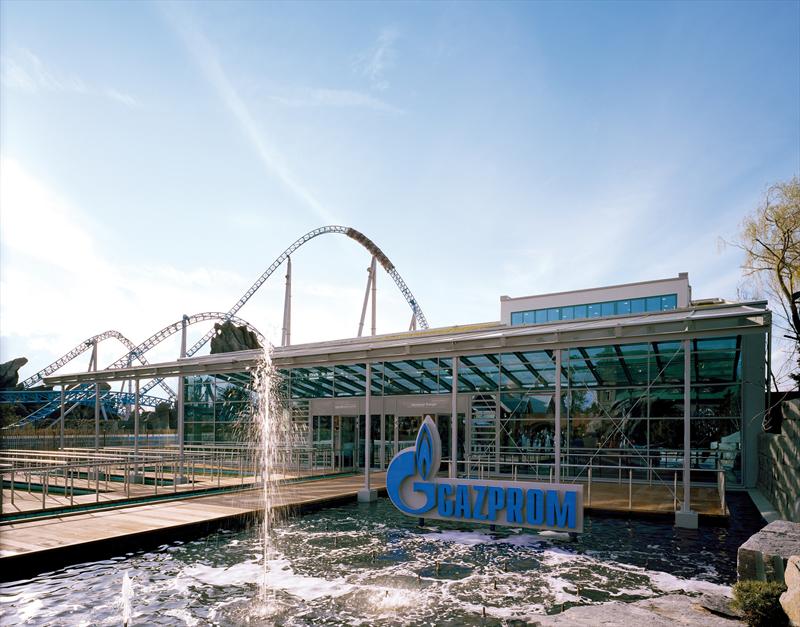 """Foto: Europa-Park GmbH & Co, Die """"GAZPROM Erlebniswelt – Abenteuer Energie"""" bietet die passende Kulisse für den GAZPROM Erlebnistag"""
