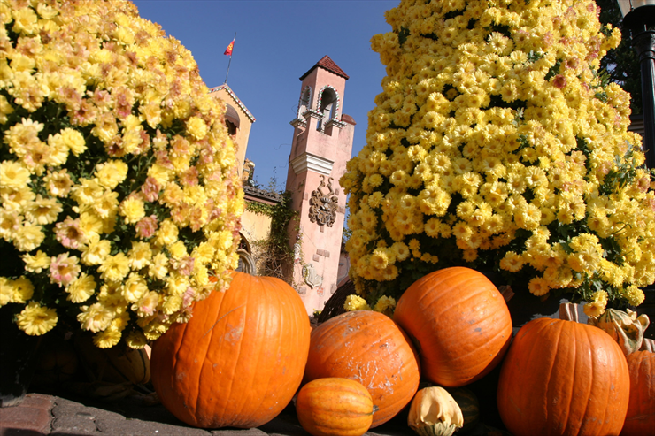 Foto: Europa-Park, Halloween