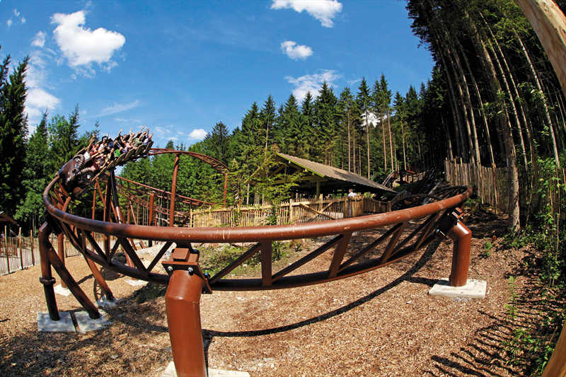 Foto: Freizeitpark Ruhpolding GmbH & Co KG, Gipfel-Stürmer