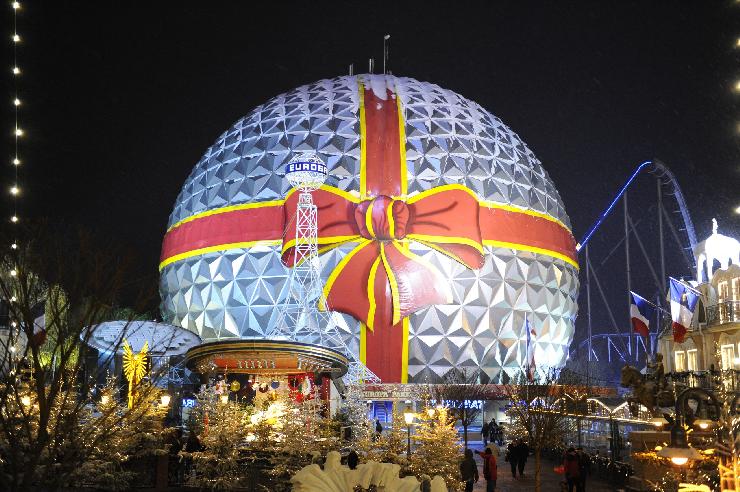 Foto: Europa-Park, Winterliche Momente im Europa-Park