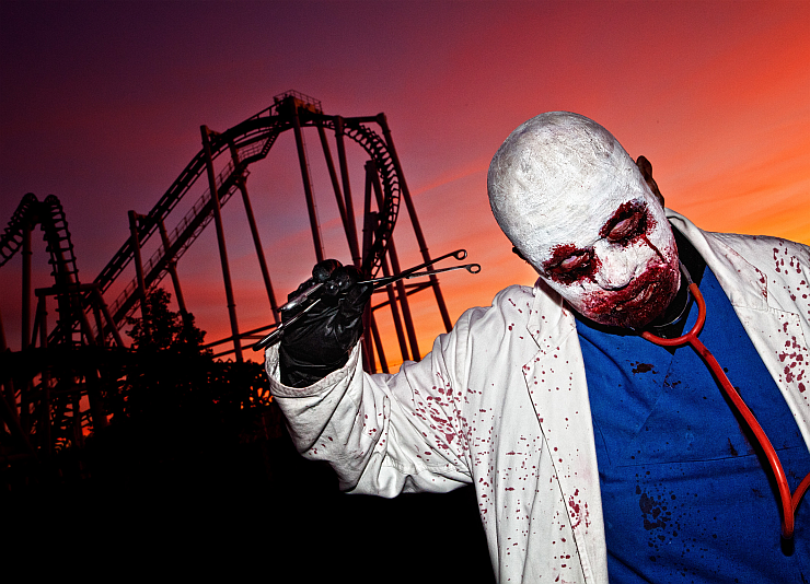 Foto: Movie Park, Halloween Horror Fest im Movie Park Germany
