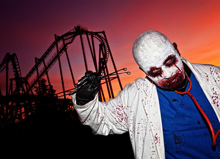 Foto: Movie Park, Halloween Horror Fest im Movie Park Germany