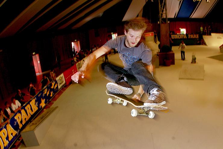 Foto: Europa-Park, Skateboard Meisterschaft
