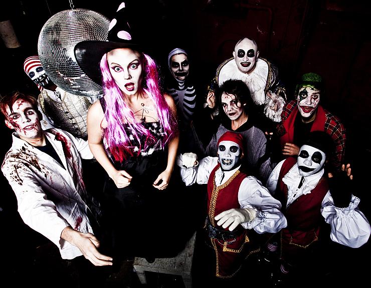 Foto: Europa-Park, SWR3 Halloween-Party