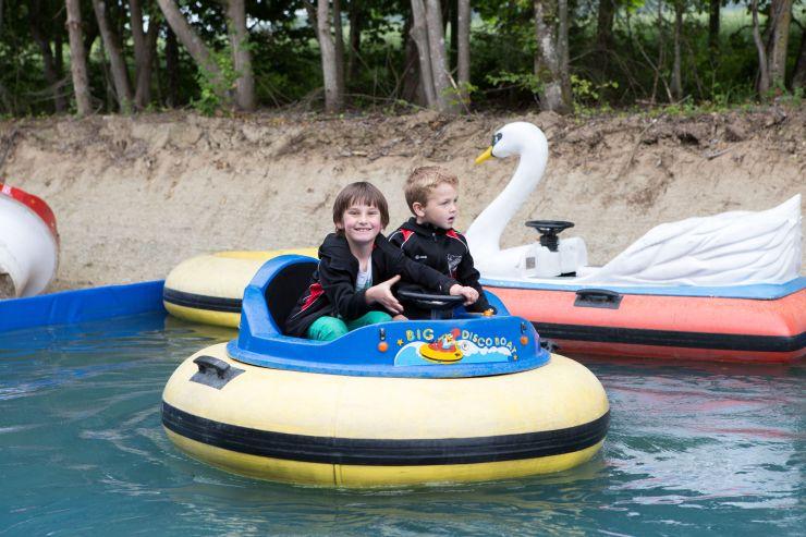 Foto: Eifelpark, Wasserscooter