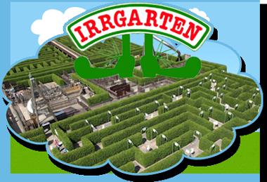 Logo Irrgarten Kleinwelka
