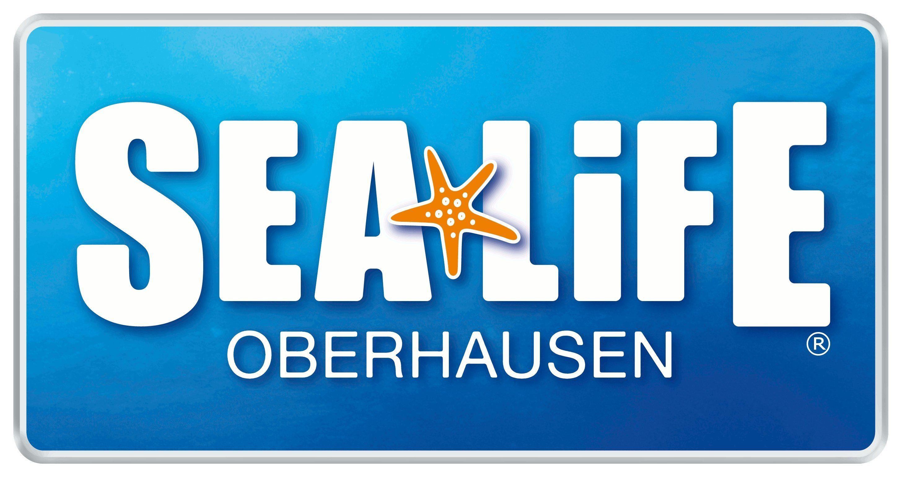 Logo Sea Life Oberhausen