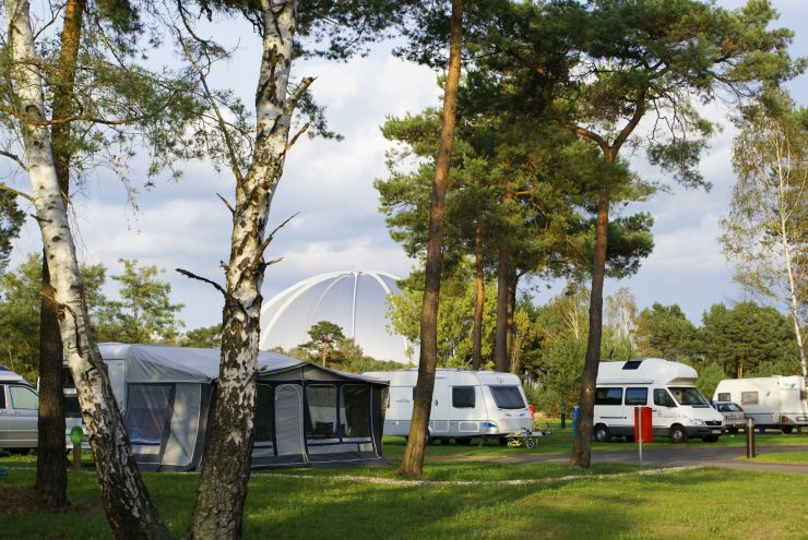 Foto: Tropical Islands, TROPICAL ISLANDS CAMPING