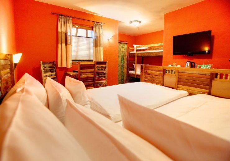 Foto: Tropical Islands, TORTUGA Premium-Zimmer