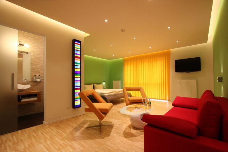 Foto: Tropical Islands, OSTFLÜGEL Standard-Zimmer für 2 Personen