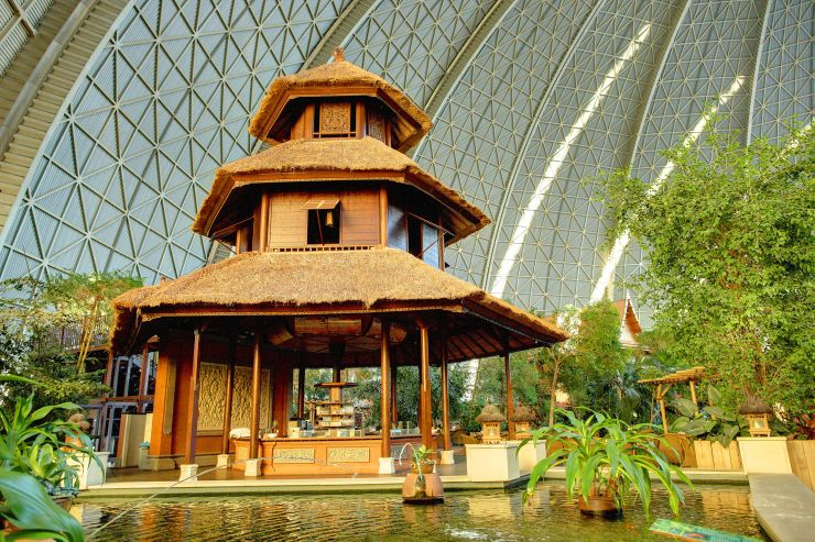Foto: Tropical Islands, Bali-Pavillon