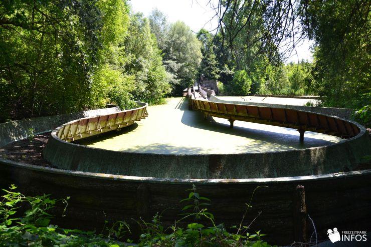 Foto: Freizeitparkinfos.de, Ein Rundgang durch den verlassenen Spreepark