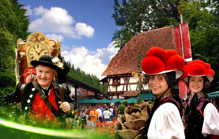 Foto: Europa-Park, Schwarzwalderlebnistag