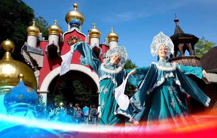 Foto: Europa-Park, Russisches Fest