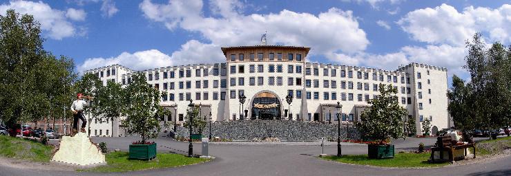 Foto: Heide-Park Resort, Abenteuerhotel