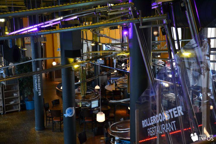 Foto: Freizeitparkinfos.de, Rollercoaster Restaurant Hamburg