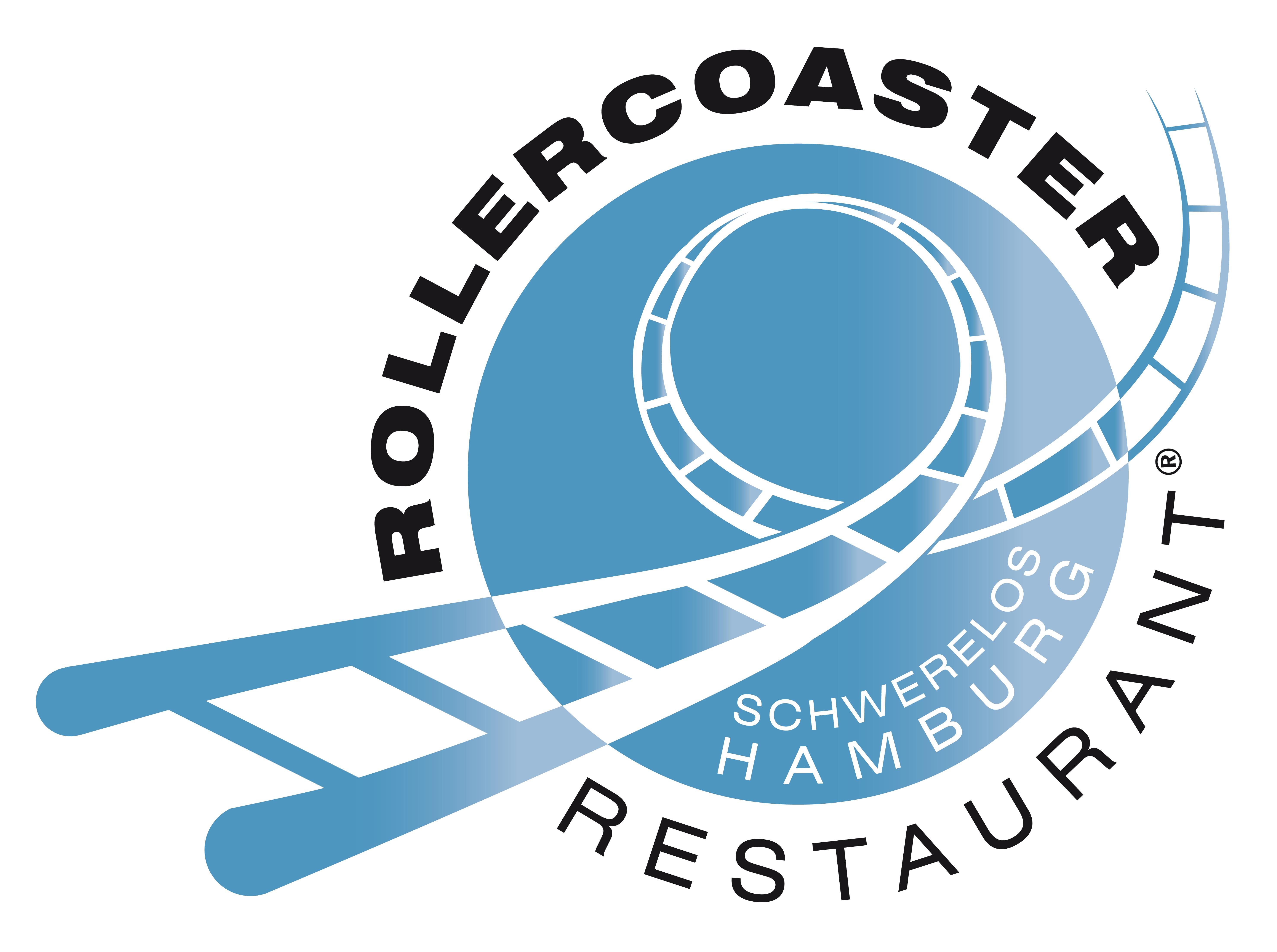 Logo Rollercoaster Restaurant Hamburg