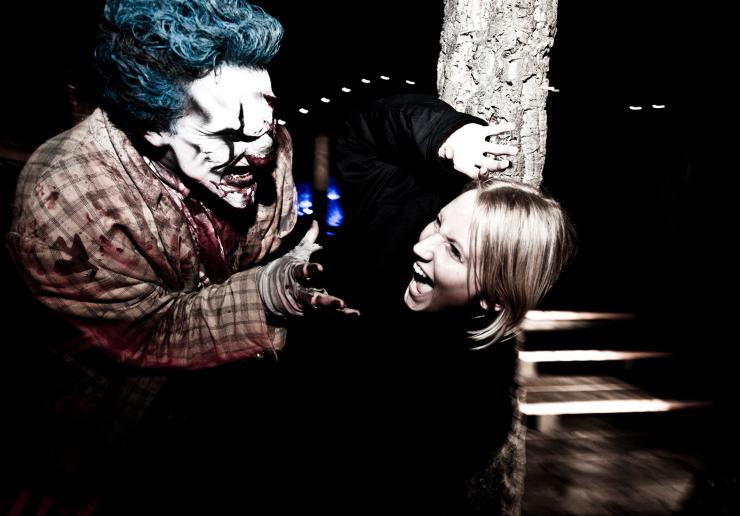 Foto: Europa-Park, Horror Nights starring Marc Terenzi