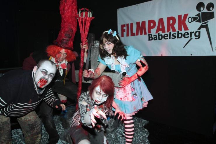 Foto: Filmpark Babelsberg, MonsterCasting