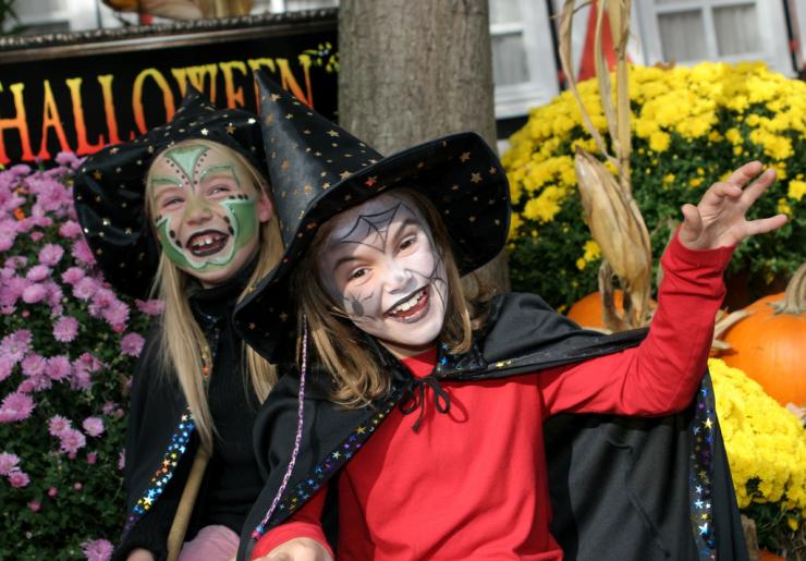 Foto: Holiday Park, Magische Halloween-Events