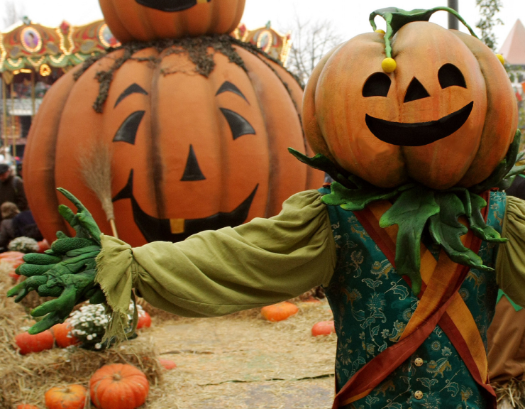 Foto: Holiday Park, Magische Halloween-Events