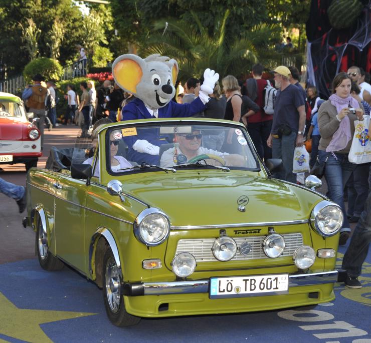 Foto: Europa-Park, Europa-Park feiert Tag der Deutschen Einheit